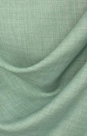 Grof linnen look lichtgroen