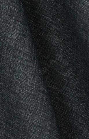 Grof linnen look grijs antraciet