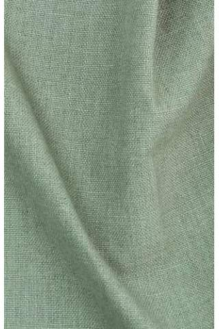 Grof linnen groen aanbieding