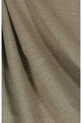 Velours linnen warm beige