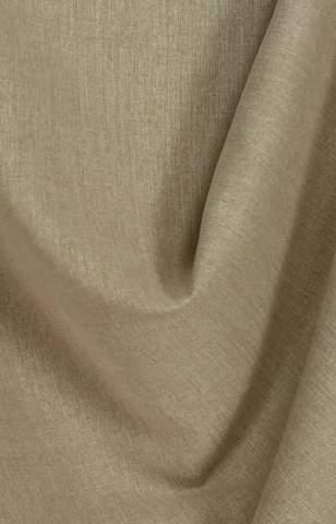 Lichte velours look warm beige