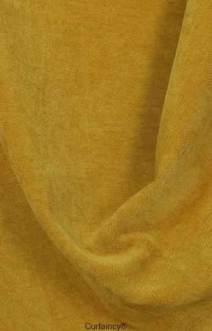 Velours groen geel