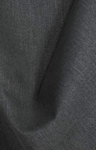 Lichte velours look grijs antraciet